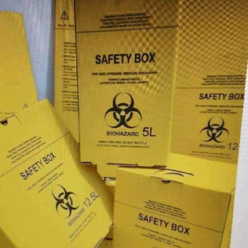 Dukungan Desain Produk Dan Jasa: Jual Safetybox Medis Ukuran 5 Liter Dari CitraPermatasari